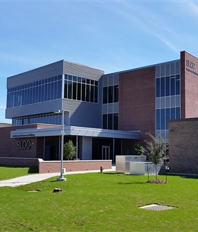 South Louisiana Community College - Health and Sciences Building