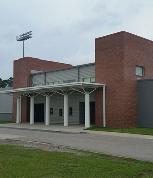 UL Soccer and Track Facility